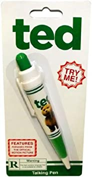 Ted the Movie Talking Pen Rated R Version by Commonwealth
