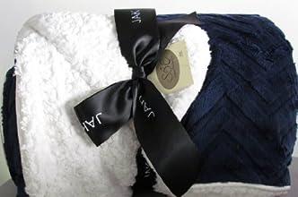 Softest Blanket Ever Adult Navy