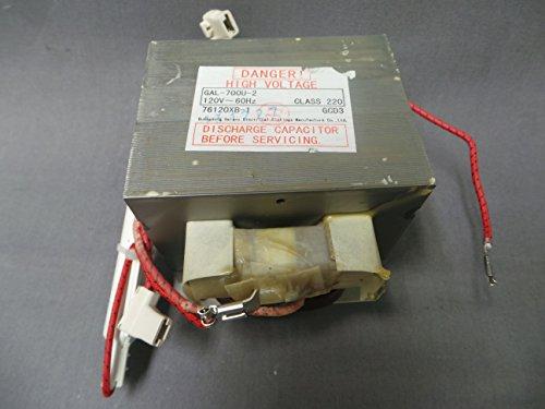 Avanti GAL-700U-2 Microwave Transformer-120V 60HZ (Avanti Oven Parts compare prices)
