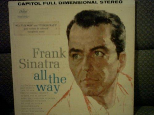 Frank Sinatra - All the Way - Zortam Music