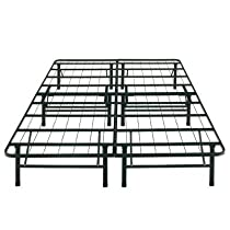 Great Buy Boyd Specialty Sleep Sure Sleep Queen Platform Bed Frame Steel Height inch Provide Ample Room