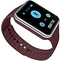 MIFONE Smart Watch 2.5D Curved Sapphire Touch Screen Force Touch TPSI Band Built-in Bluetooth With LED Display...