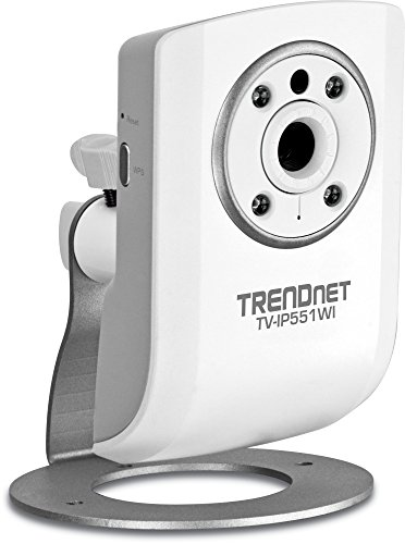 TRENDnet TV-IP551WI Wireless N Network Surveillance Camera