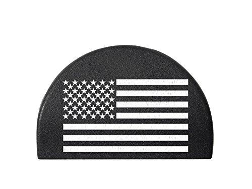 US Flag Engraved & Painted Jentra JP2 Grip Slug Plug for Glock 26 27 28 33 39 GEN 1-3 by NDZ Performance (Glock 27 Plug compare prices)