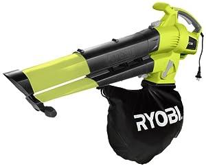 Ryobi 5133001225 ElektroLaubsauger RBV3000VP 3000W  BaumarktBewertungen
