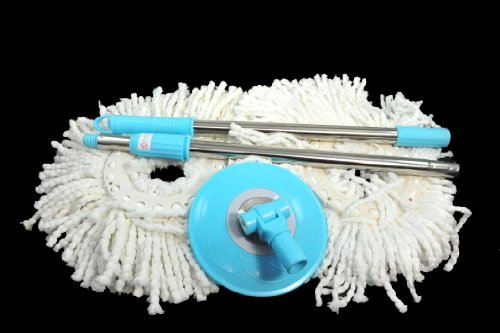 360 Spin Mop Replacement Handle front-455958