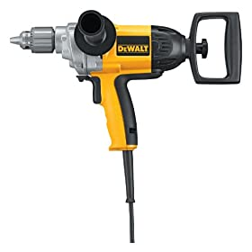 DEWALT DW130V  9 Amp 1/2-Inch Drill with Spade Handle