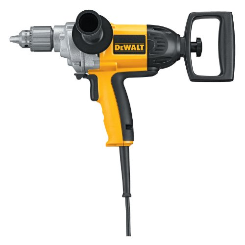DEWALT DW130V 9 Amp 1/2-Inch Drill with Spade Handle at Amazon.com