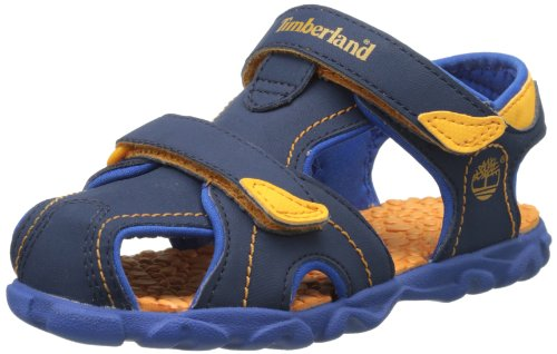 Timberland Splashtown Closed Toe Sandal (Toddler/Little Kid/Big Kid)