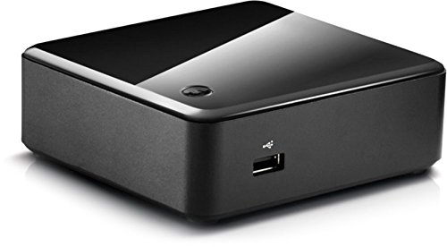 NUC Kit DC3217IYE Intel® Dual-Core Barebone  (Intel Core i3-3217U Prozessor (1,8 GHz), HD Graphics 4000 mit 2x HDMI, Intel® High Definition Audio über HDMI, Gigabit-LAN)