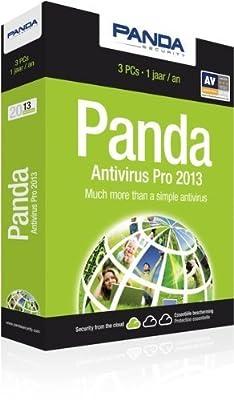 Panda Antivirus Pro 2013 3pc