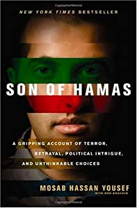 "Cover of ""Son of Hamas: A Gripping Accoun..."