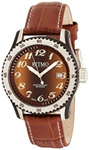Ritmo Mundo Women's 233 IPB Tiger Eye Extreme Quartz Watch