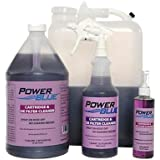 Power Blue Instant Spray Cartridge and DE Filter Cleaner Size: 1 Gallon