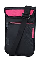 Soft Durable Pouch for HCL ME Connect V3 Tablet - Pink
