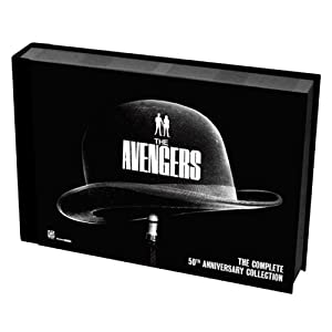The Avengers: The Complete 50th Anniversary Collection [DVD]