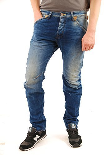 LTB Jeans Leo 50581 - 2823 Canopus-Raggio Wash Slim anti fit:: W32 | lunghezza: L34