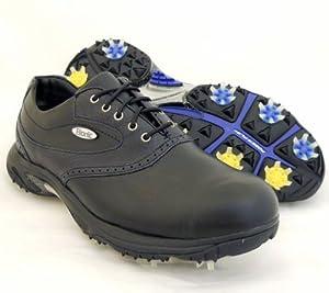 Buy New Mens Etonic Sof-Tech Dress Golf Shoes Black Size 9 M - Retail $119.99 by Etonic