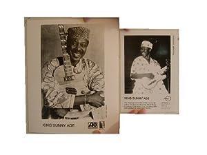 King Sunny Ade 2 Press Kit Photos