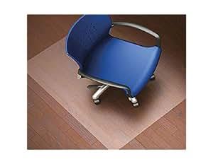 Lorell Hard Floor Chairmat Rectangular 36 X48 Cl