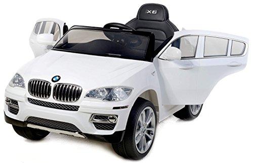 bmw-x6-blanc-vehicule-electrique-pour-enfants-sous-licence-originale-avec-siege-en-cuir-cousu-12-v-2