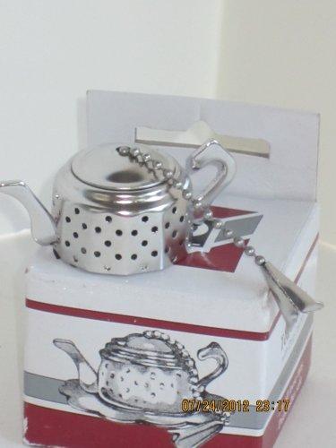 R & M International  4621 Teapot Shaped Tea Infuser Ball