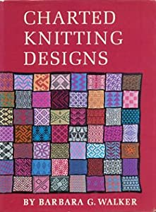 "Cover of ""Charted Knitting Designs"""