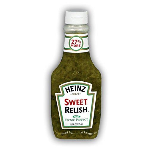Heinz salsa sweer relish ai cetrioli