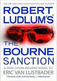 Cover of The Bourne Sanction
