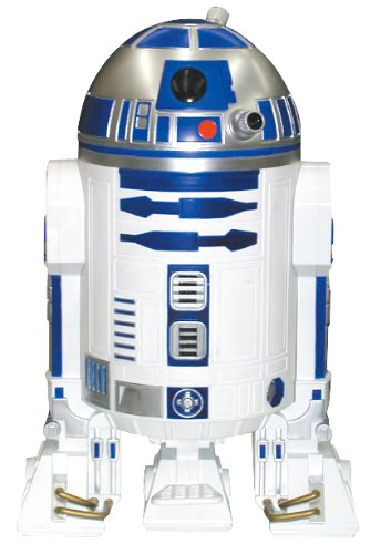 Star Wars R2-D2 Wastebasket / Trash can (2011 Model 60 cm tall) [JAPAN]