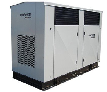 Winco Dr6P4 Winpower Diesel - Single Phase - Generator