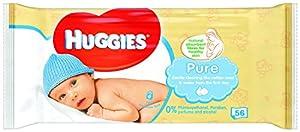 Huggies Toallitas para bebe - 12 Paquetes de toallitas
