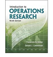 Introduction to Operations Research, 9th Edition
