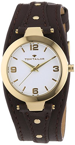 tom-tailor-damen-armbanduhr-xs-analog-quarz-leder-5413102