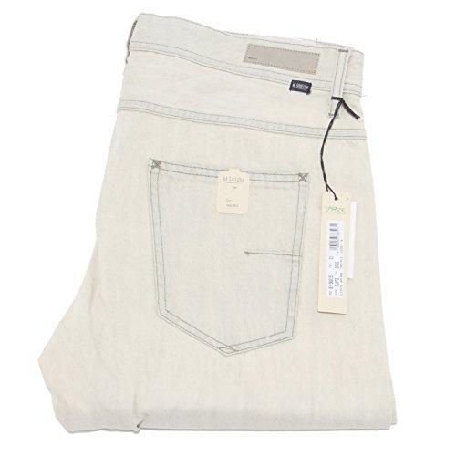 35985 jeans color ghiaccio MAURO GRIFONI pantalone uomo trousers men [36]