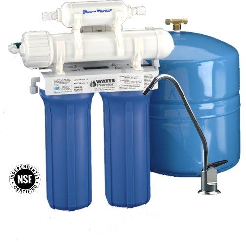 Watt RO-TFM-4SV Premier 4-Stage Reverse Osmosis System