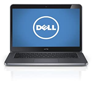 Dell XPS XPS14-9092sLV 14-Inch Ultrabook Laptop (Silver)