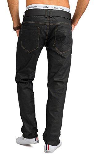 herren-coated-glanz-jeans-luuk-nr1657-regular-fit-w34-w44-farbendunkelgraugrosse-jeans-hosen-neuw34