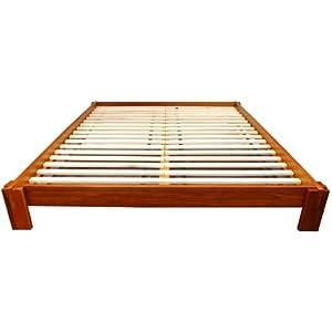 platform bed plans Asian