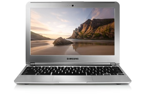 """Samsung Chromebook - Ordenador portátil de 11.6"""" (Exynos 5250, 16 GB, 2 GB de RAM, Chrome OS) Teclado QWERTZ Alemán"""