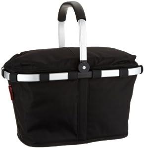 reisenthel market basket insulated in black. Black Bedroom Furniture Sets. Home Design Ideas