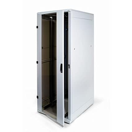 Triton DeltaS RMA-32-A81-CAX-A1 Freestanding rack 400kg Gris estante - Estantería (400 kg, Freestanding rack, Gris, 10 - 80%, 0 - 40 °C, 90,8 kg)