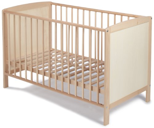 schardt 030070001 schardt kinderbett felix 60x120 cm mit sperrholzf llung natur. Black Bedroom Furniture Sets. Home Design Ideas