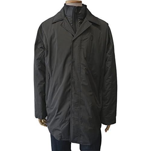 (トゥミ) TUMI T-Tech メンズ ジャケット ジャンパー コート 8T-6002PM L グレー[並行輸入品]