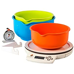 Perfect bake smart scale and recipe app cook for Perfect bake pro amazon