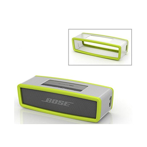 Tpu Gel Soft Case Cover Pouch Box Compatible For Bose Soundlink Mini Bluetooth Speaker Color Green