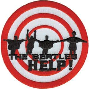 Beatles - Patches - Embroidered