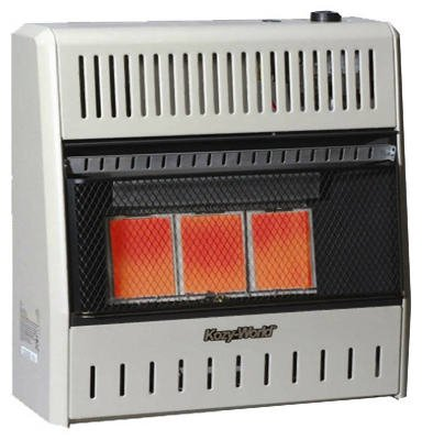 ... -BTU Vent-Free LP-Gas Infrared Wall Heater with Thermostat Low Prices