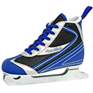 Lake Placid Boy's STARGLIDE Double Runner Figure Ice Skate