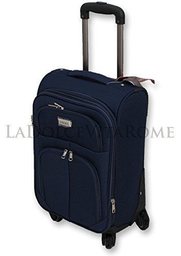 trolley-valigia-bagaglio-a-mano-espandibile-cabina-ryanair-easy-jet-4-ruote-blu